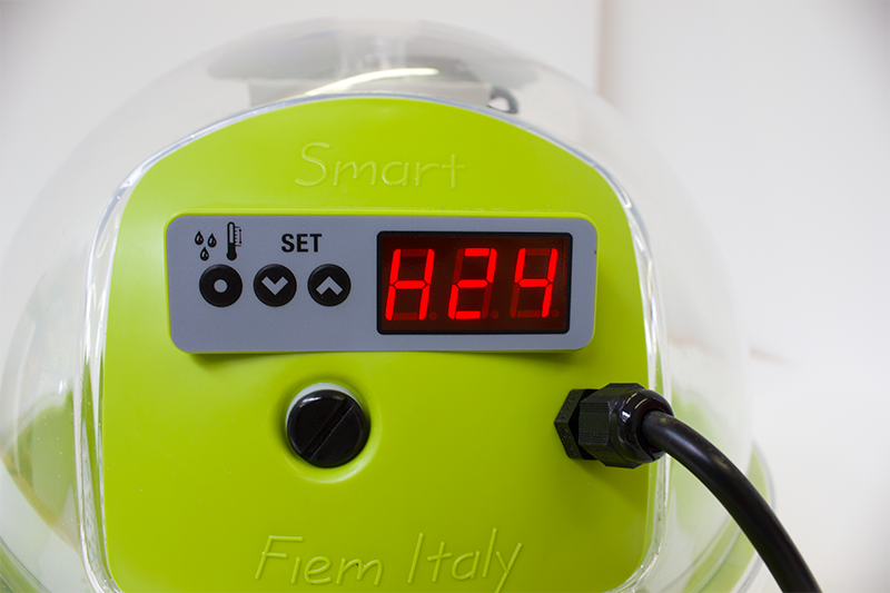 Fiem smart digital display umidita