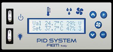 Fiem Pannello di controllo LCD